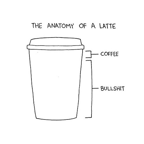 nevver:  Anatomy of a Latte