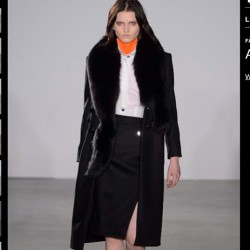 Day 4: @altuzarrastudio coat. ML marinawishlist