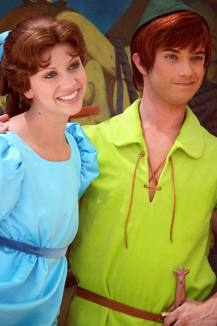 Long Lost Friends Week: Peter Pan on Flickr.