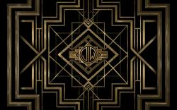 The Great Gatsby Monogram