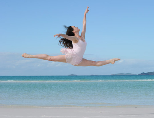 balletish:  Dancer from the Australian Ballet