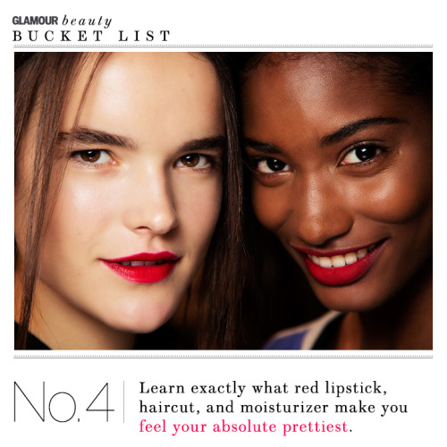 10 beauty resolutions to make this year.