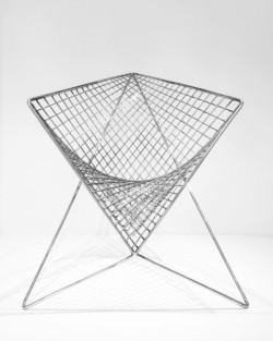"""Parabola Chair"" by Carlo Aiello"