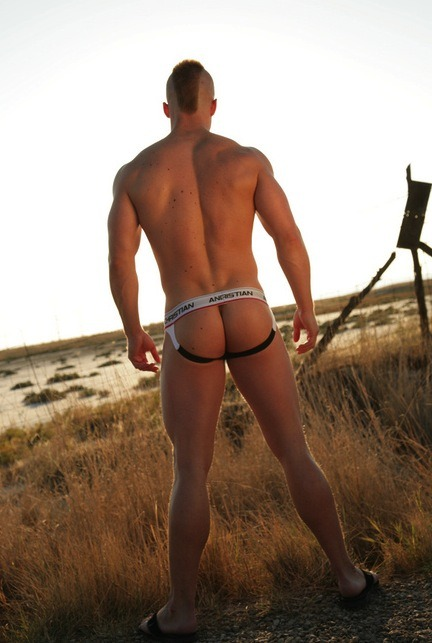 Perfect Jock butt in Andrew Christian Do you own a Andrew Christian Jockstrap?View Post