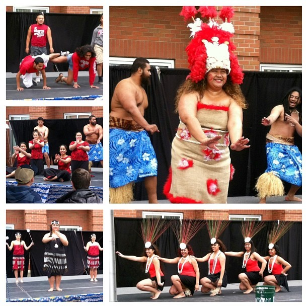 Shout out to WSU Mitamitaga O Samoa's Fiafia festival. Great performance and amazing food! So glad I could help out with this amazing event 😊🌺🎉 #GoCougs #Chehoo