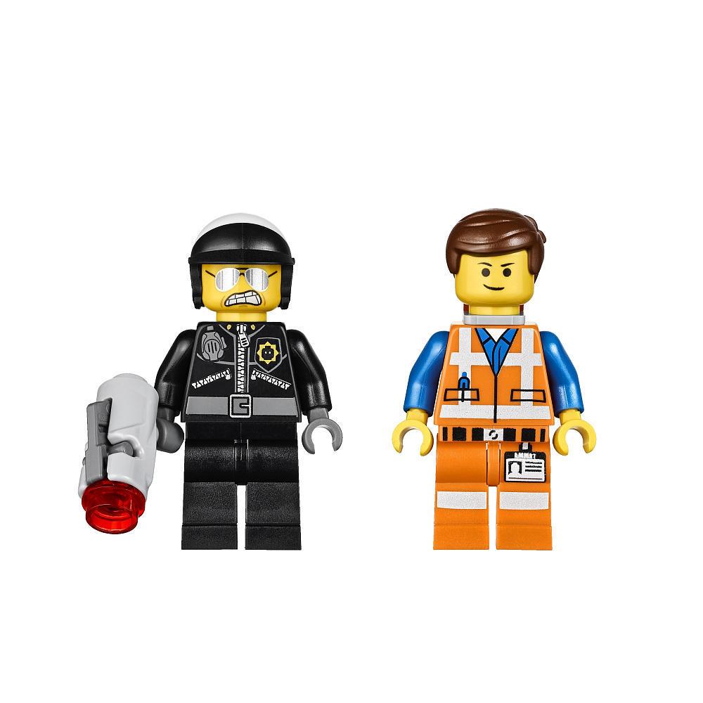 Lego Movie Toys : Lego minifigures the movie yesterday i