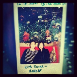 @sarahlee31794 date☆ with my fav dongseng #thegrovela #wonderfulpeople #somewhere  (at The Grove)