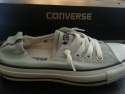 Converse ShorelineSoon as Lent finished my shopping habit picked right back up. First purchase post Lent…Converse…View Post