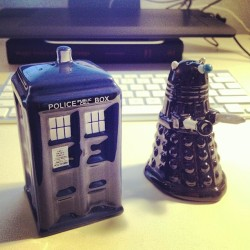 Valentine's Day gift from @rayna_c #DrWho