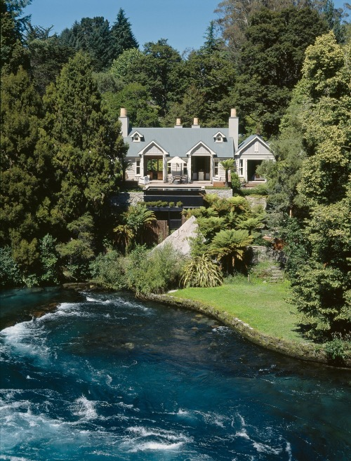 Luxury Accommodation of the Week: Huka Lodge