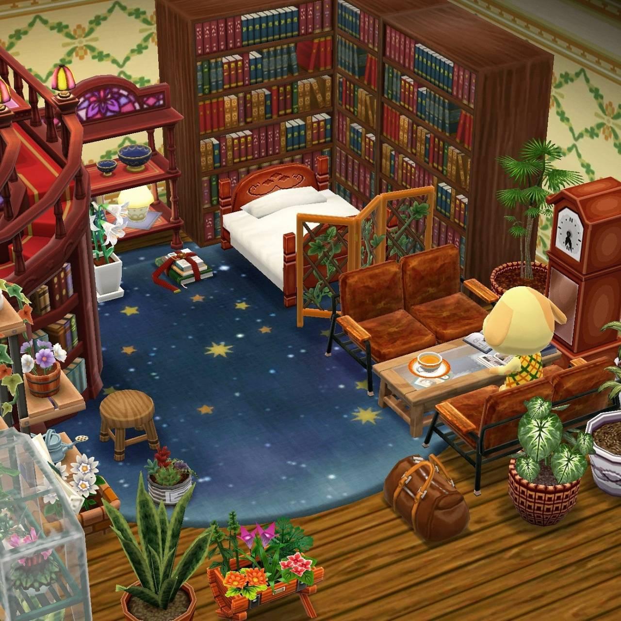 Animal Crossing Room Decoration Ideas