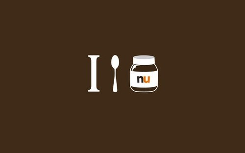 IspoonNutella.jpg 2560×1600 pixels on We Heart It. http://weheartit.com/entry/10161399