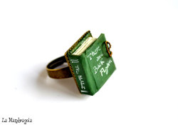 The Hobbit - adjustable ring