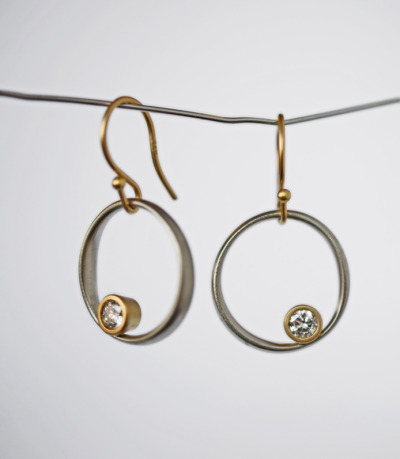 Earrings by J ALBRECHT DESIGNS