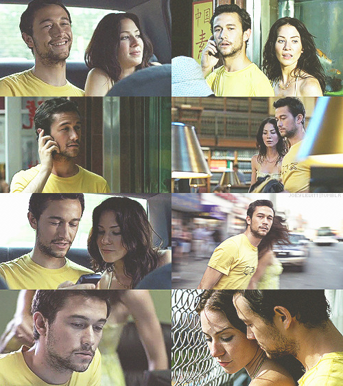 'Uncertainty' screencaps - yellow shirt.