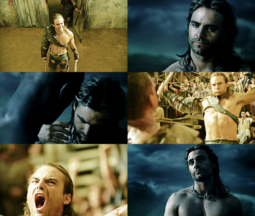 britcroft:  Gannicus - God of the Arena