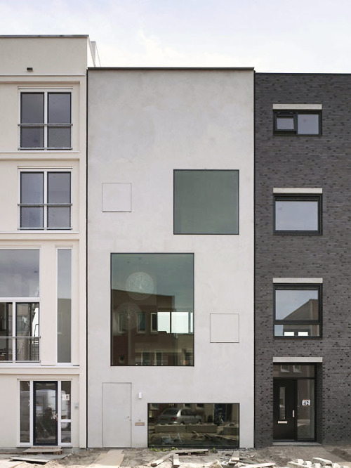 subtilitas:  Claus en Kaan - Idenburg house, Amsterdam 2009. Via, photo (C) Christian Richters.