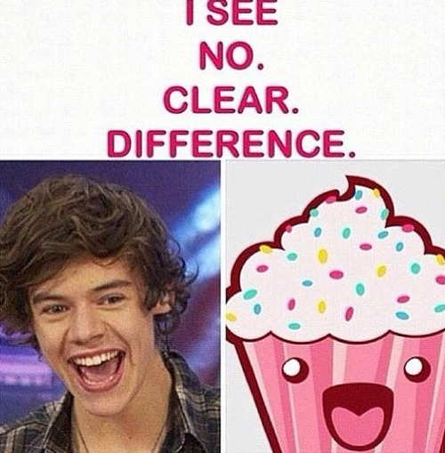 styling-with-harry:  Harry&Cupcake