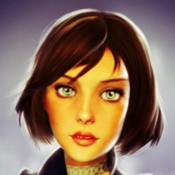 #elizabeth #bioshockinfinite #perfection #personified #eyespy a #quickmind