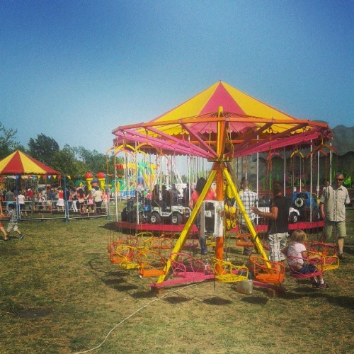 Búcsú #merry-go-round #funfair #fun #amusementpark #amusementh