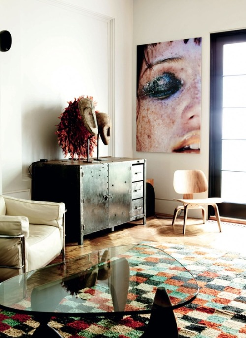 photo karel balas | new york townhouse