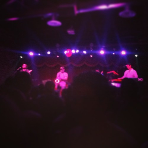 #kungfu (at Brooklyn Bowl)