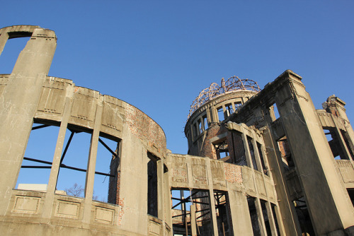 A-Bomb Dome on Flickr.
