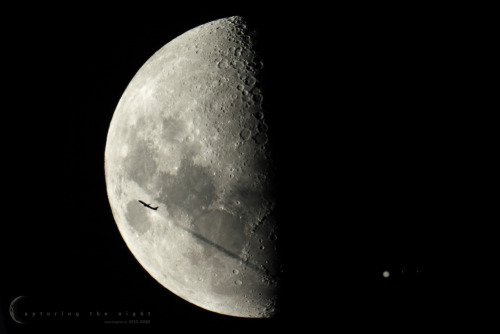 n-a-s-a:  Fly Me to the Moons  Image Credit & Copyright: Greg Gibbs