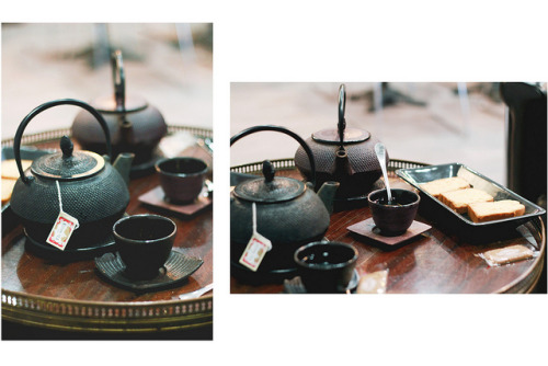 saramalagon:  tea by megganroussel on Flickr.