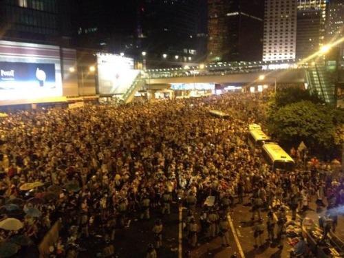 transpondster:  Hong Kong, September 2014