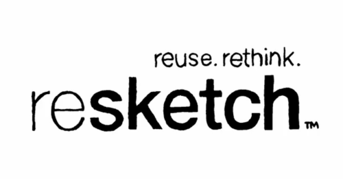 Support the resketch project on kickstarter Resketch isn't the same old, boring sketchbook you're used to. The mission is simple… Provide a new take on the fundamental building block of creative thinking: a sketchbook that fosters creativity and discovery via a diverse selection of paper types, and simple yet thought-provoking Creative Prompts. Acquire interesting, high-quality reused paper from a variety of non-new sources that would otherwise be destined for a landfill or recycling center Post-Kickstarter, find innovative ways to get Resketch books to people who need them most.
