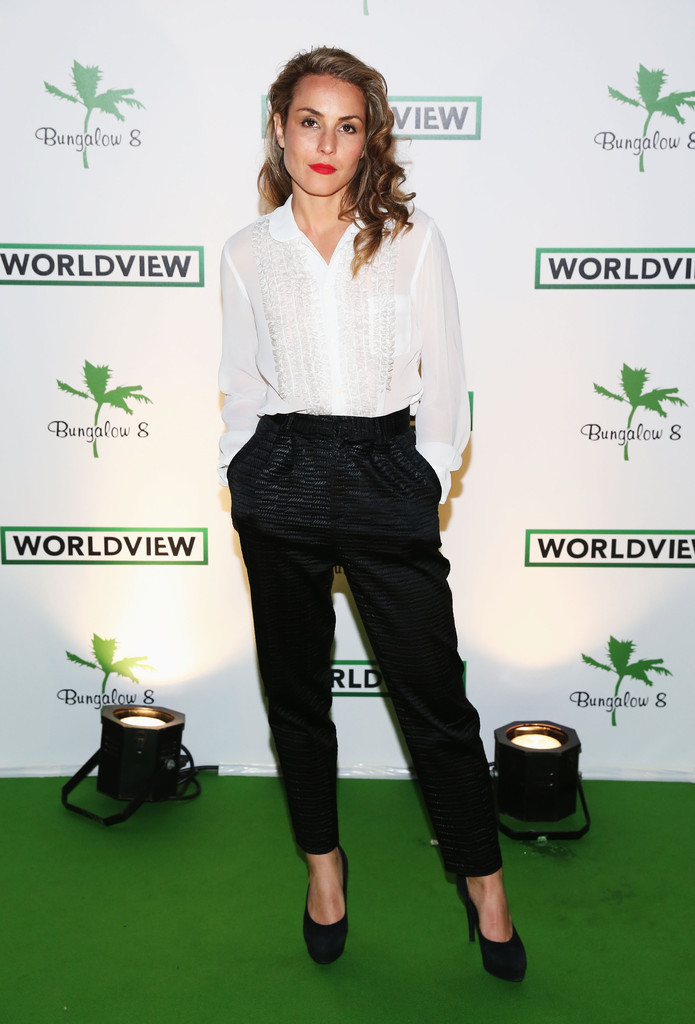 Noomi Rapace at the Worldview Entertainment Cannes Celebration at the Cannes Film Festival, May 17th