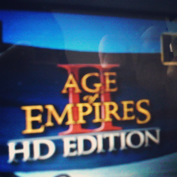 Age of Empires II HD Edition :)