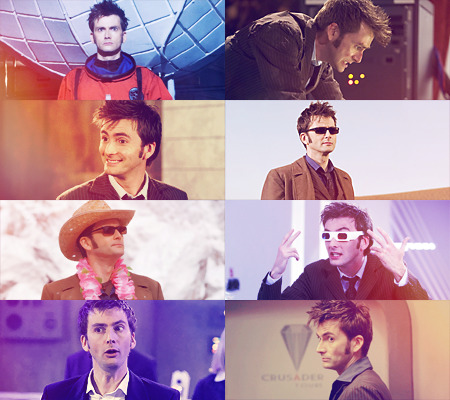 Doctor Who Meme | One Doctor» Tenth Doctor (1/1)