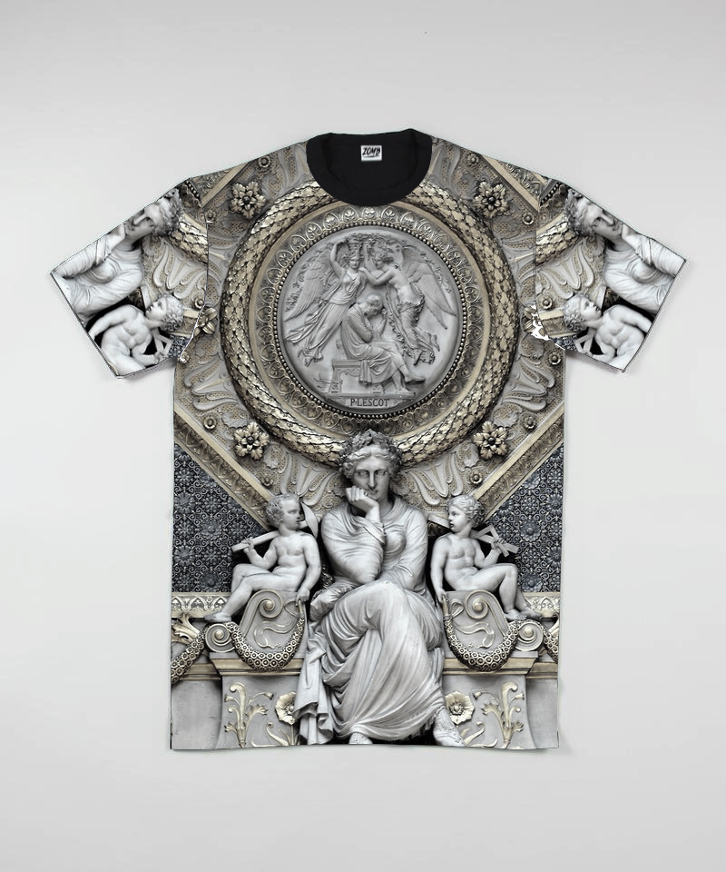 tinkle-bells-hell:  shirt looks 3d, so dope