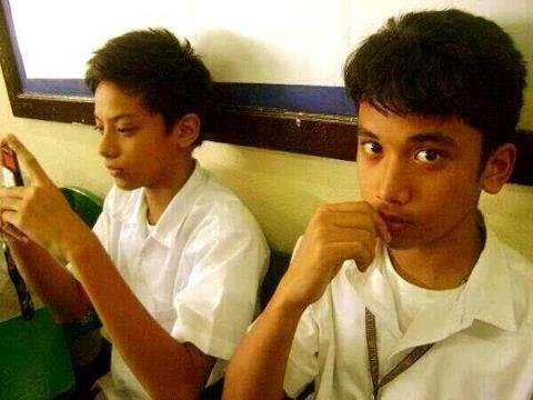 look who's this? @imdanielpadilla :)