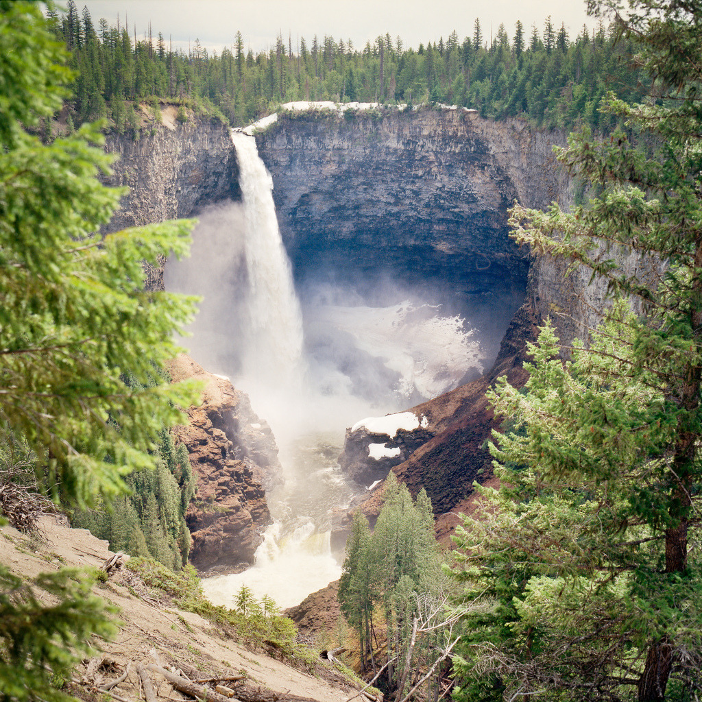 travelingcolors:  Helmcken Falls | Canada (by Christian Senger)