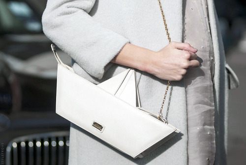 styletrove:  TREND WATCH: Origami bag.