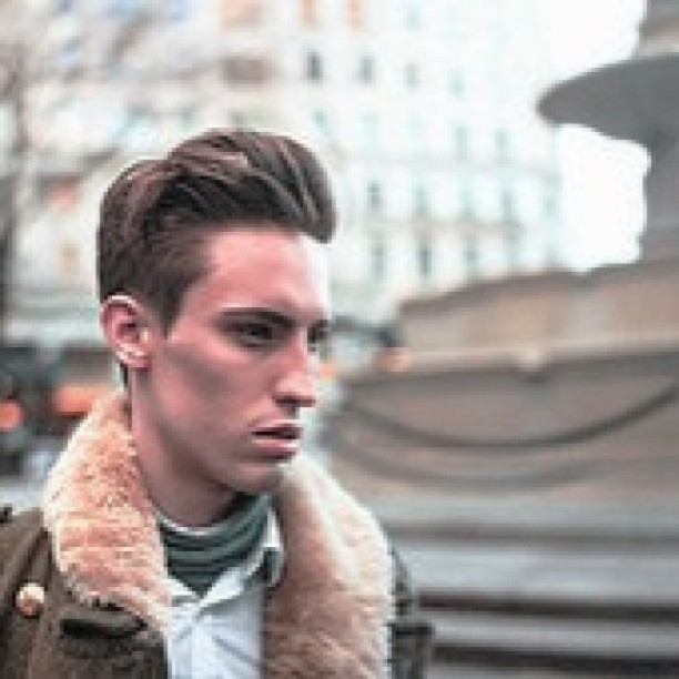 #male #model #nyc #nyc #lexington #face #fashion #fur #hair #gay #shoot #photography #photo #best #bestoftheday #me