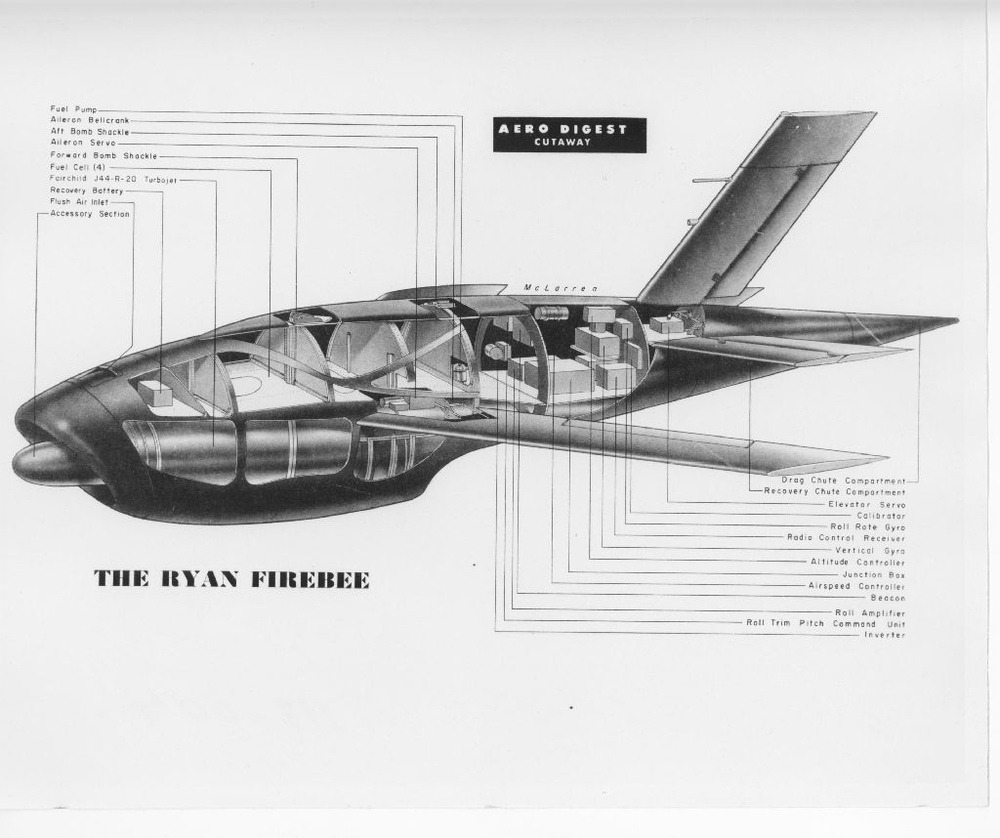NASA's Project Firebee: Top Secret VTOL jet from the 50s.