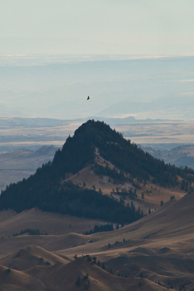A View from the Side of Baldy Mountain By [Peggys pics]