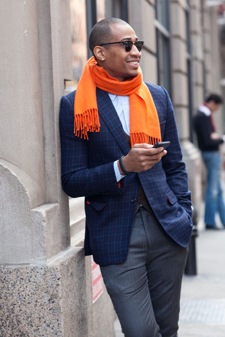 Street Style: Mix-and-Match 3-Piece Suit