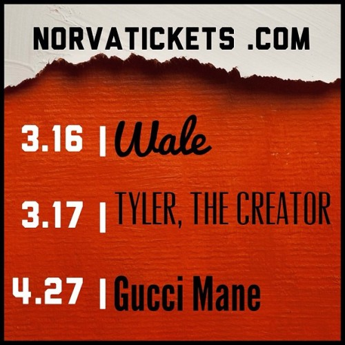 If you love hip hop, you'd best mark these dates in your calendar now!