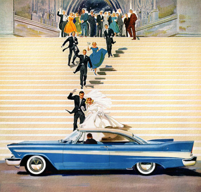 Ad for a 1957 Plymouth Belvedere or as I call it I HAVE TO HAVE THIS CAR I WILL SELL A LIMB TO FINANCE IT IF I HAVE TO