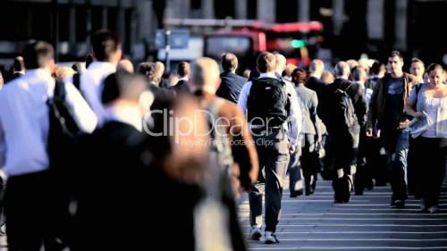 I always less energy in the crowded people.?