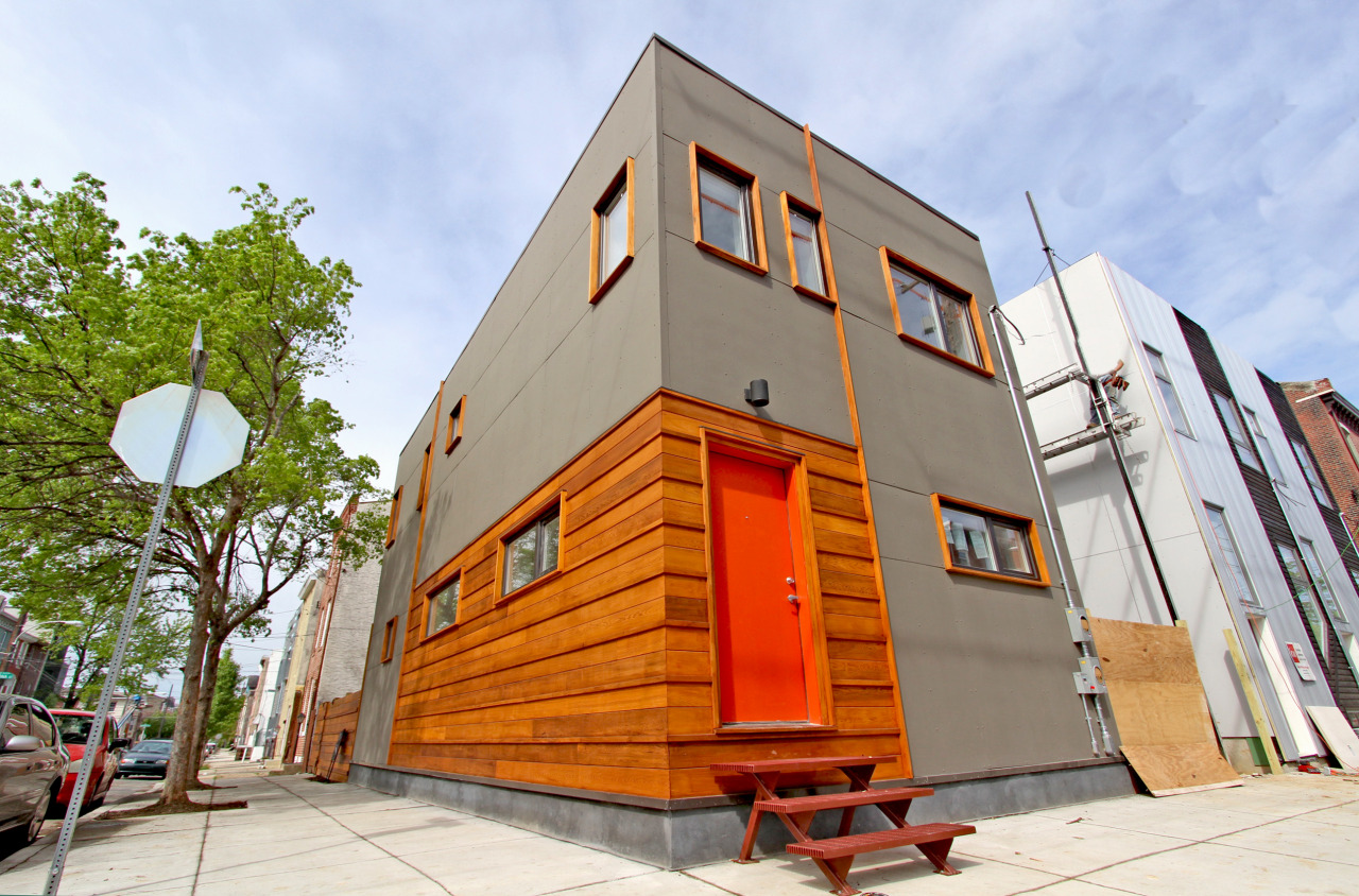 Beautiful and innovative, brand new construction in Philadelphia. Situated on the Amber Design Corridor of East New Kensington, 19125.