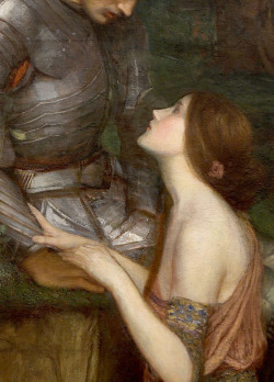 "c0ssette:  John William Waterhouse ""Lamia"" 1905,detail."
