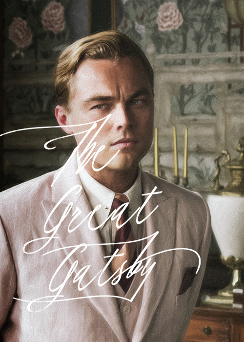 Leo was such a great Gatsby; his portrayal of the character was everything.
