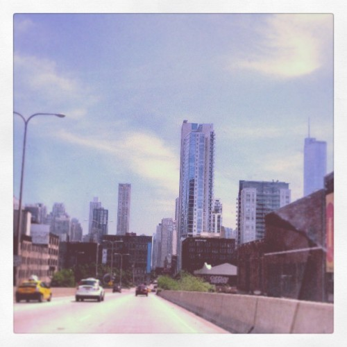…it's like coming home again… (at Chicago)