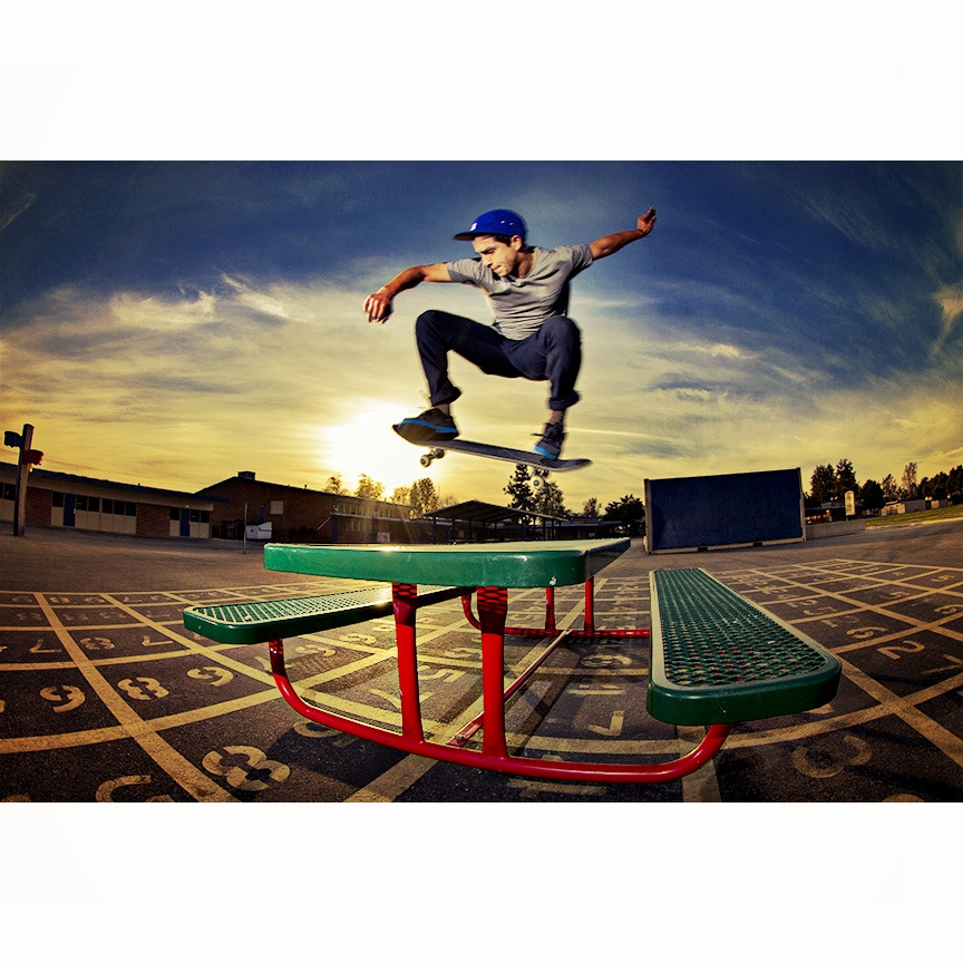 Switch Ollie photo by mike reed